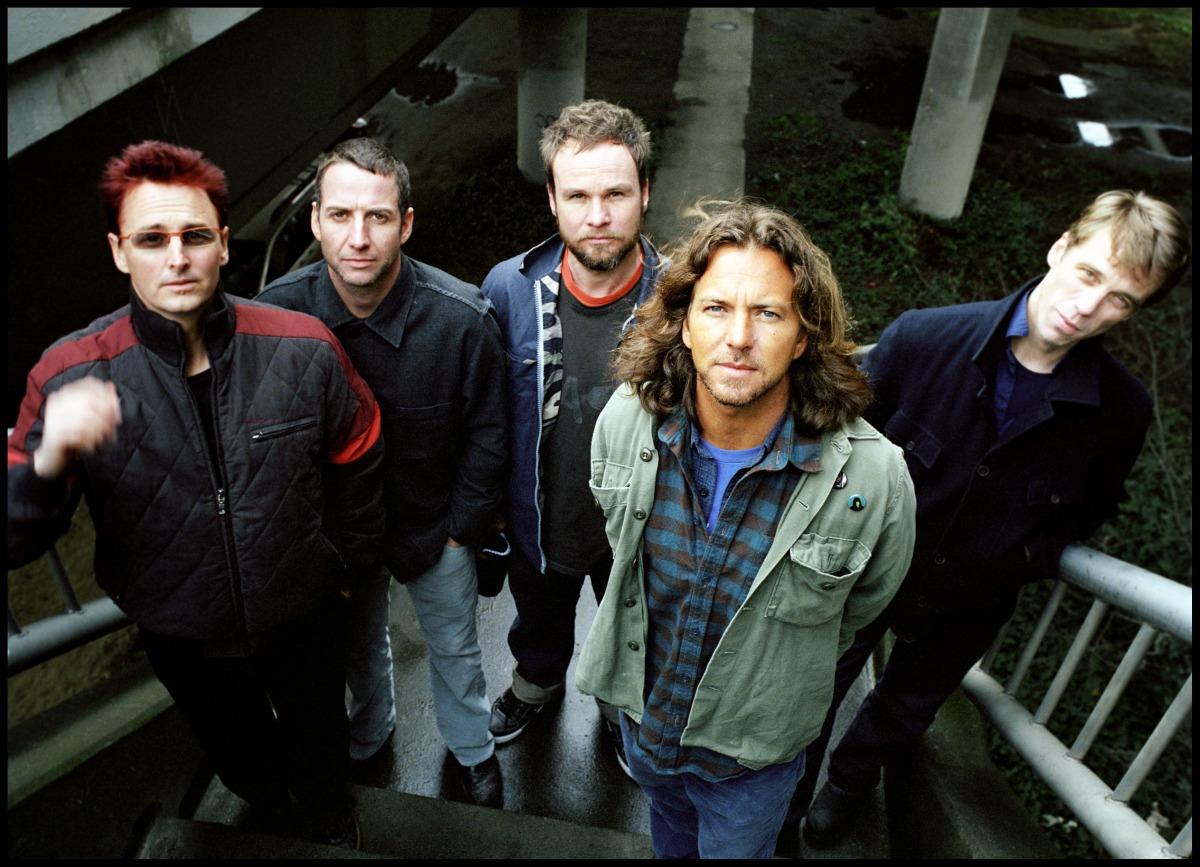 34 live albums van Pearl Jam gratis te downloaden