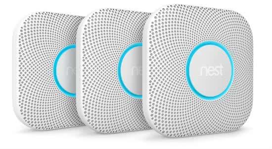 Nest protect V2 (Batterijen) (3-pack)