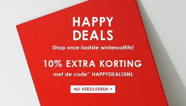 10% EXTRA korting @ZalandoLounge