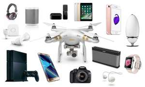 GROUPON actie : Apple Mystery Deal met kans op o.a. iPhone X, Bluetooth-keyfinder, Macbook Pro, styluspen of Airpods