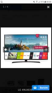 LG 49UJ635V 4K smart tv - dagdeal