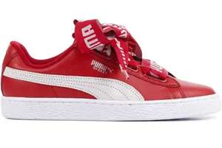 Puma Basket Heart DE Sneakers €34,95 @ Wehkamp
