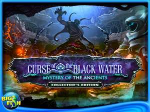Mystery of the Ancients: Curse of the Black Water HD  t.w.v. €6,99 gratis vanaf donderdag @ App Store