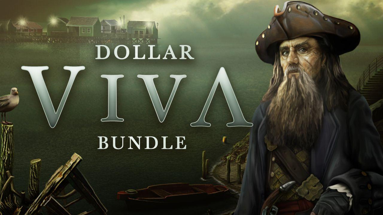 Dollar Viva Bundle - 33 games voor €1 @ Fanatical