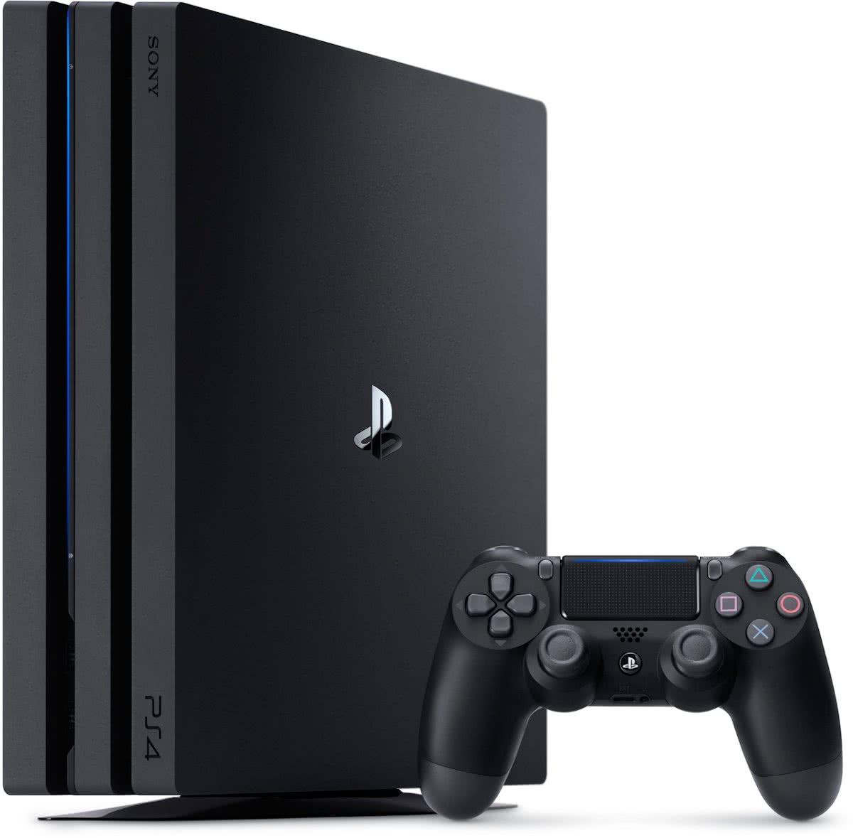 PS4 Pro bij Bol.com voor 329,99
