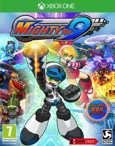 Mighty No.9 (Xbox One) voor €4,99 @ Games4Us
