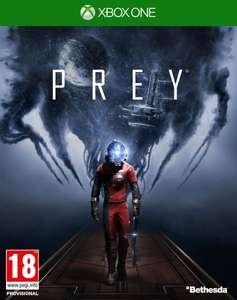 Prey 2017 (Xbox One) voor €9,99 @ Games4Us