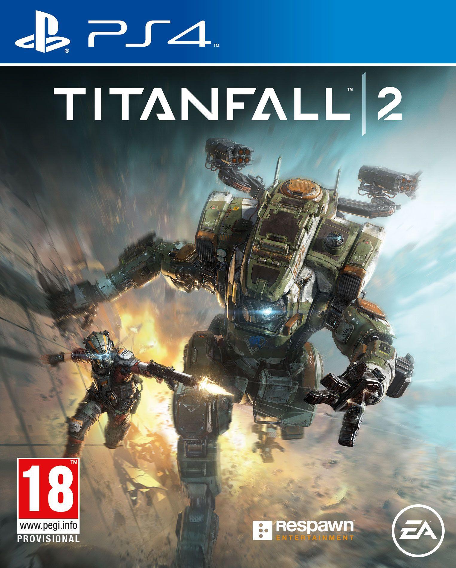 Titanfall 2 (PS4) voor €12,95 @ Coolshop