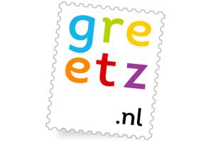 GRATIS Greetz kaart ontwerpen & versturen incl. postzegel t.w.v. €3,33