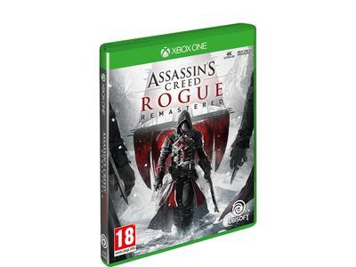 Assassin's Creed: Rogue - Remastered - €20 + 500 rentepunten @ ING