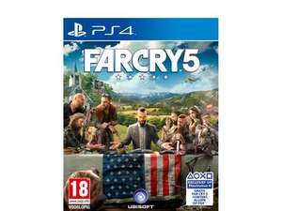 Pre-order: Far Cry 5 PS4/ONE voor 2100 + €42 @ Rentepunten ING