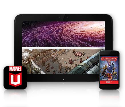 1 maand toegang tot Marvel Unlimited voor $0,99 @ Marvel