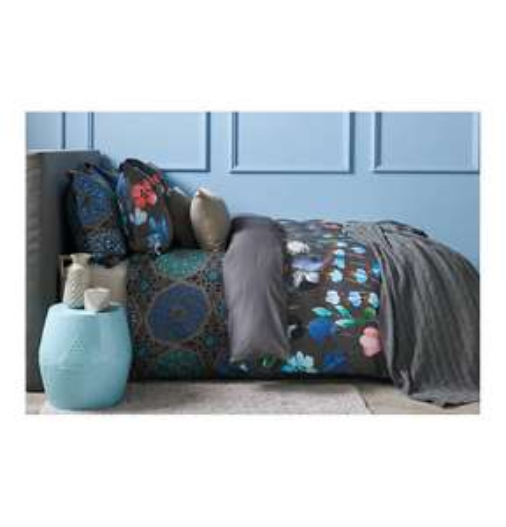 Vandyck Blue Print dekbedovertrek -70% = €38,99 / 41,99 @ Hudson's Bay