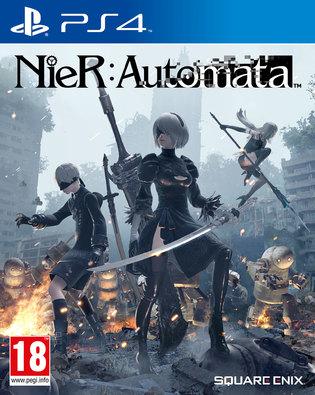 Nier: Automata (PS4) voor €23,99 @ ShopTo