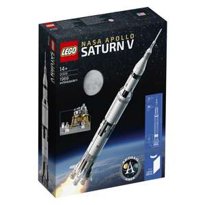 LEGO Nasa Apollo Saturn (21309) voor € 110,49