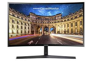Samsung C24F396FHU monitor voor €116 @ Amazon.de