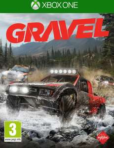 Gravel (Xbox One/PS4) voor €44 @ YGZ