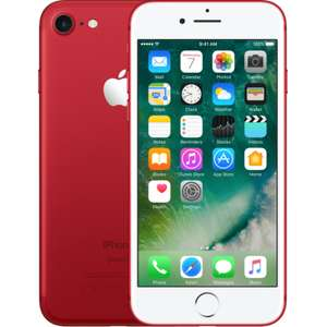 iPhone 7 Red, 256 GB, 4Launch
