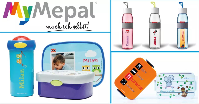10% korting op het bedrukte assortiment bij my Mepal