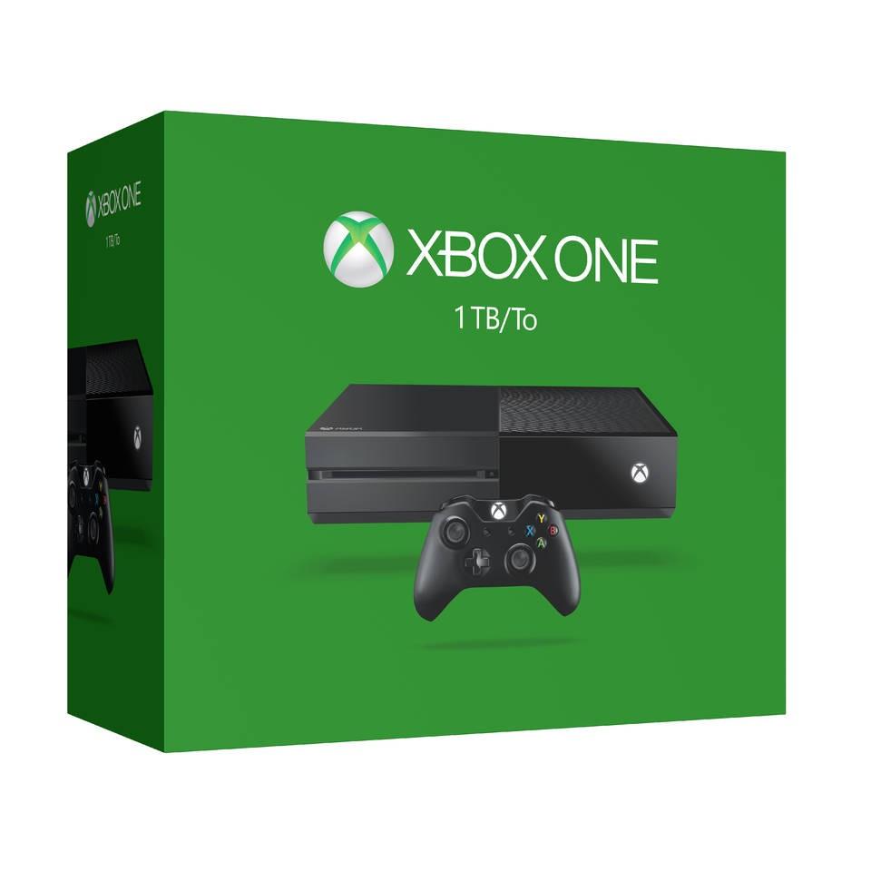 Microsoft Xbox One 1TB + 20% korting op Xbox controller