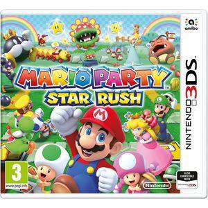 Mario Party: Star Rush (3DS) voor €22,50 @ Coolshop
