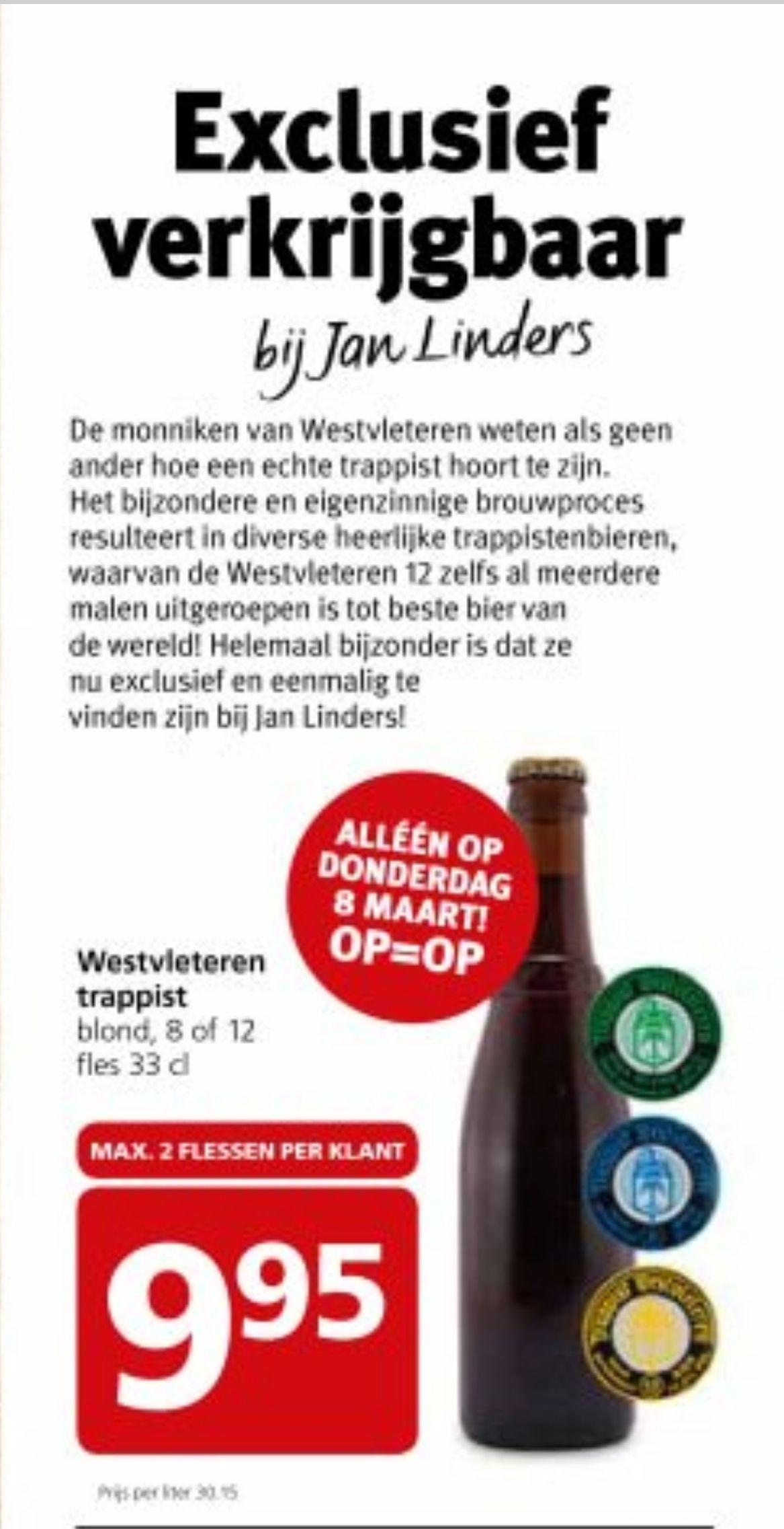 Westvleteren trappist bier @Jan Linders