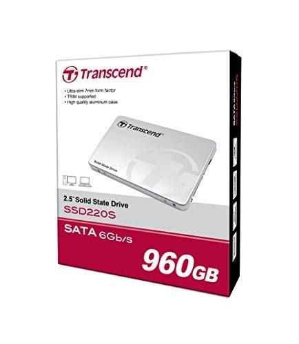 Transcend SSD220S 960GB voor €222 @ Amazon.de