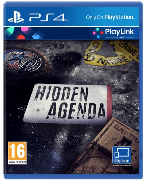 Hidden Agenda (PlayLink) PS4 @ Mediamarkt & Nedgame