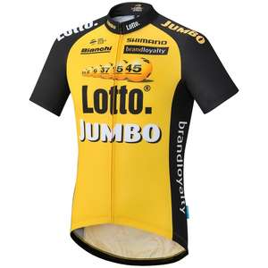 Team LottoNL-Jumbo shirt + korte broek