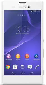Sony Xperia Style smartphone (5,3 inch, HD-Triluminos Display, LTE, 1,4-GHz-Quad-Core, 8 MP, 1GB Ram) voor €159,99 @ Amazon.de
