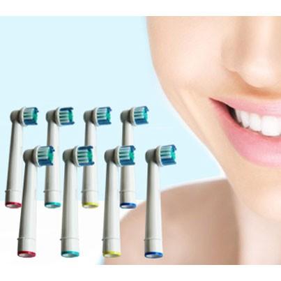 Gratis opzetborstels voor Oral-B (je betaalt alleen  € 5,95 verzendkosten)