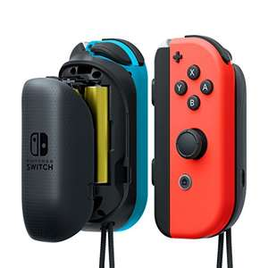 Nintendo Switch Joy-Con AA Battery Packs voor € 20.29 @Amazon DE