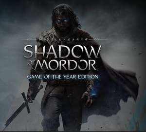 Middle-earth: Shadow of Mordor Game of the Year Edition @ Fanatical