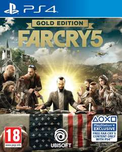 Far Cry 5 - Gold Edition (PS4 / Xbox) pre-order @ Shop4nl