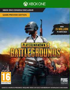 PlayerUnknown's Battlegrounds (Xbox One) voor €12 @ ShopTo