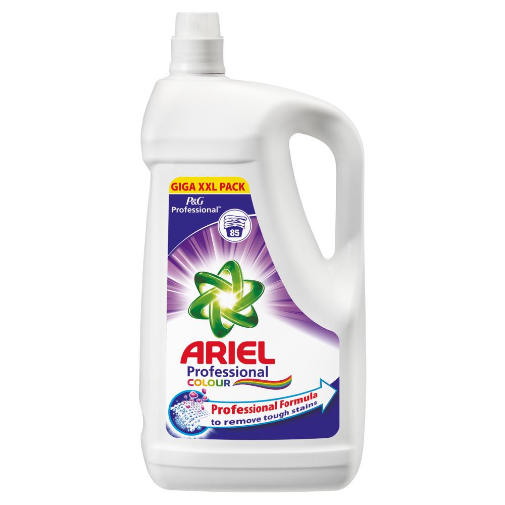 Ariel Vloeibaar Wasmiddel Colour 85 Wasbeurten 5,5 Liter bij voordeelshop