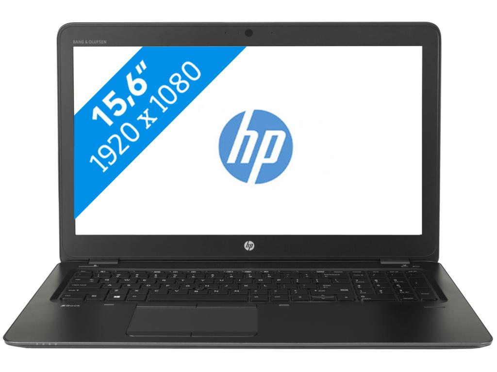HP ZBook 15u G3 T7W11ET Laptop voor €849 @ Coolblue