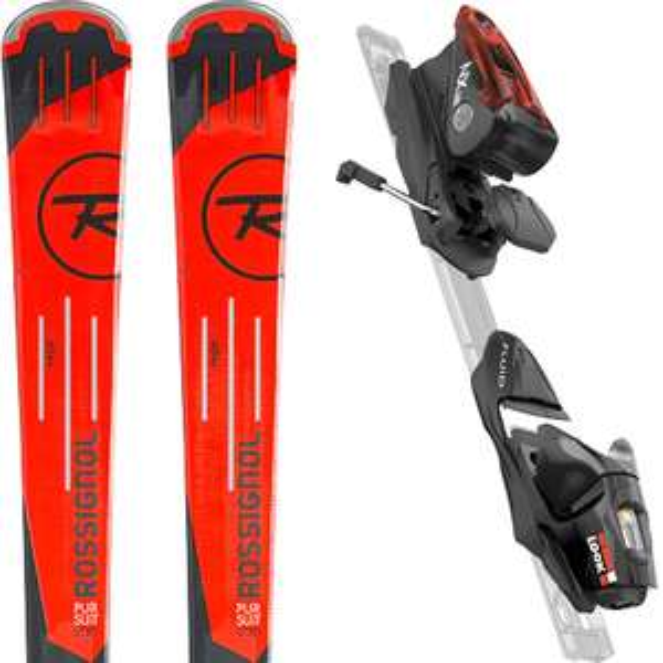 Rossignol Ski's Pursuit 400 carbon 50% korting op model van 2017
