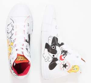 Converse All Stars Looney Tunes sneakers €19,95 ( = -60%) @ Zalando