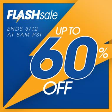 Flash Sale tot 60 % korting @ US PSN