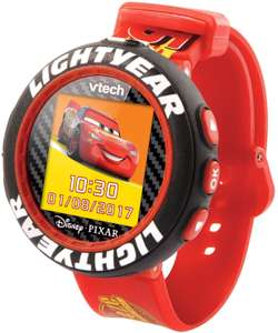 kinderhorloge Cars 3 Bliksem McQueen Cam-watch