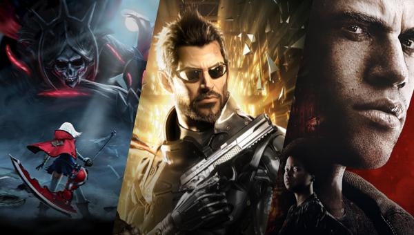 Humble Montly Deus Ex: Mankind Divided, GOD EATER 2, Mafia III + DLC & meer (STEAM)