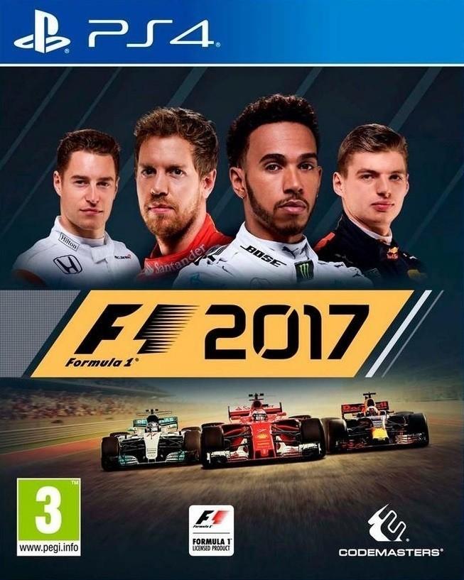 Weekenddeal: F1 2017 (PS4) @ YGZ