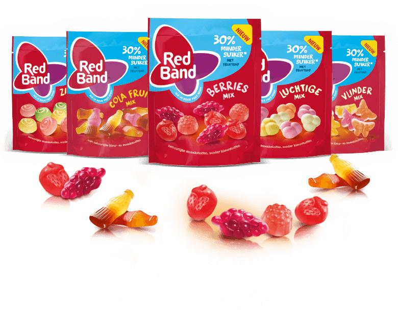 GRATIS Red Band 30% minder suiker @scoupy
