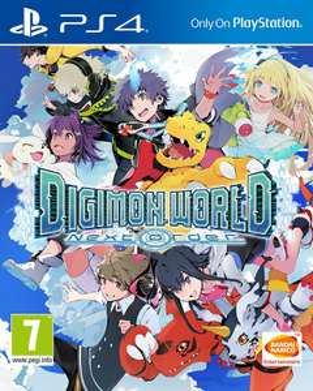 Digimon World: Next Order (PS4) @ Nedgame