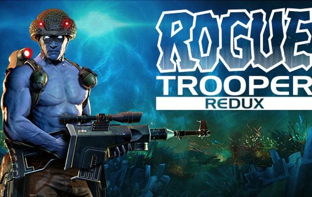 Rogue Trooper Redux [Remastered in 2017] (PC) voor €12,49 ipv €24,99 @HumbleBundle