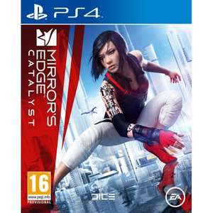 Mirror's Edge Catalyst (PS4) @ Shop4nl