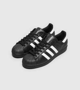 adidas Originals Superstar (maat 46) voor €13 @ size?
