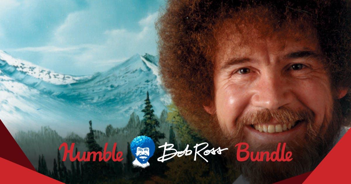 Bob Ross Humble Bundle vanaf $1
