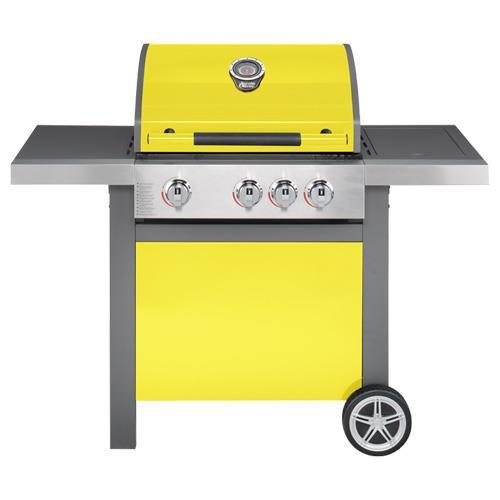 Jamie Oliver Home 3 gasbarbecue met zijbrander €280,90 @ Fonq
